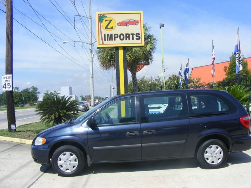 2007 Dodge Grand Caravan for sale at A to Z IMPORTS in Metairie LA