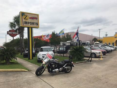 2004 Kawasaki Vulcan for sale at A to Z IMPORTS in Metairie LA