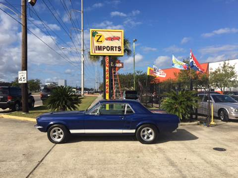 1967 Ford Mustang for sale at A to Z IMPORTS in Metairie LA