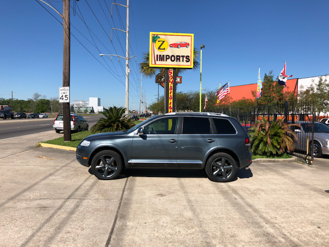 2007 Volkswagen Touareg for sale at A to Z IMPORTS in Metairie LA