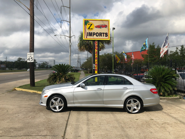 2011 Mercedes-Benz E-Class for sale at A to Z IMPORTS in Metairie LA