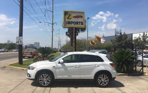 2019 Mitsubishi Outlander Sport SE for sale at A to Z IMPORTS in Metairie LA