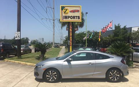2016 Honda Civic for sale in Metairie, LA