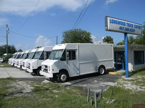 2000 Freightliner P700 for sale at Longwood Truck Center Inc in Sanford FL