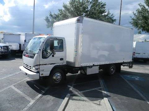 2007 GMC W4500 for sale in Sanford, FL
