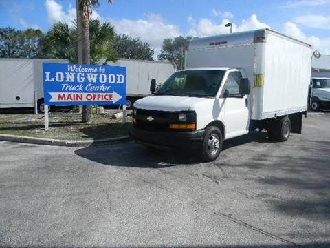 2012 Chevrolet Express Cutaway for sale in Sanford, FL