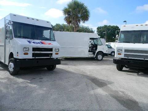 2000 Freightliner MT55 Chassis for sale at Longwood Truck Center Inc in Sanford FL