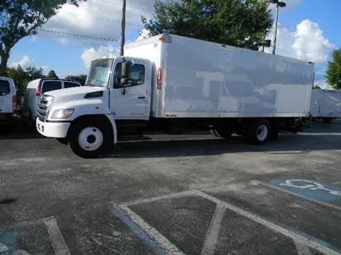 2012 Hino 338 for sale in Sanford, FL