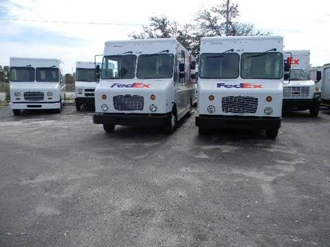 2000 Freightliner MT45 Chassis for sale in Sanford, FL
