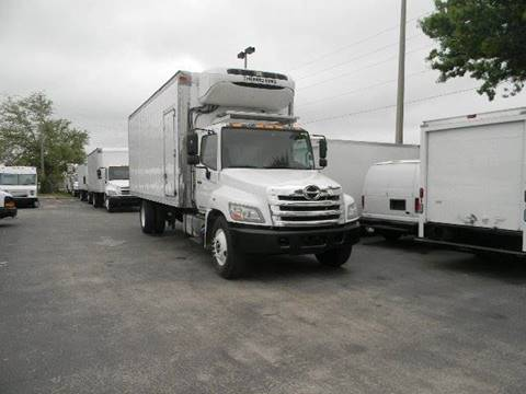 2012 Hino 338 for sale in Sanford, FL