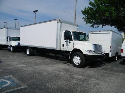 2015 International DuraStar 4300 for sale in Sanford, FL