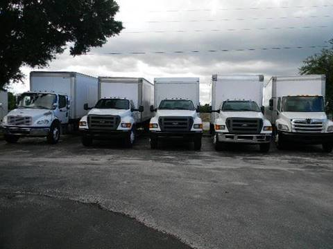 2013 Ford F-750 Super Duty for sale in Sanford, FL