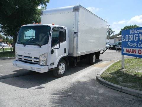 2014 Isuzu NQR for sale in Sanford, FL