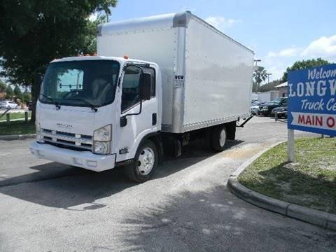 2014 Isuzu NQR for sale in Sanford, FL