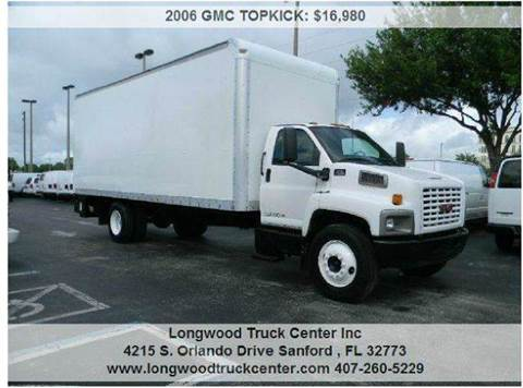 2007 GMC TOPKICK for sale in Sanford, FL