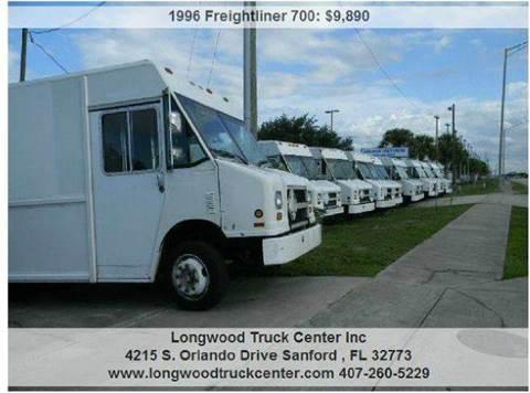 1998 Freightliner 700