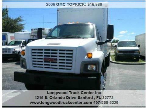 2007 GMC TOPKICK for sale in Sanford, FL