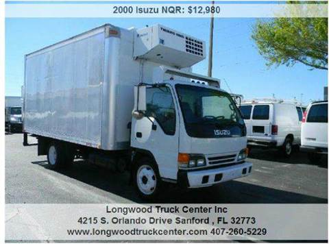 2000 Isuzu NQR for sale at Longwood Truck Center Inc in Sanford FL