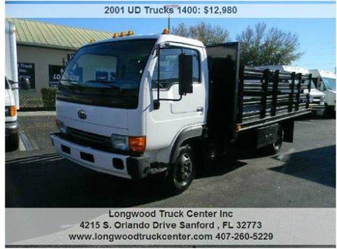 2001 UD Trucks 1400 for sale at Longwood Truck Center Inc in Sanford FL