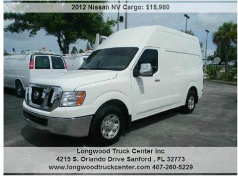 Commercial Vans For Sale Sanford Used Box Trucks Altamonte