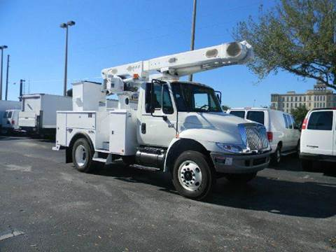 2004 International 4200 for sale at Longwood Truck Center Inc in Sanford FL