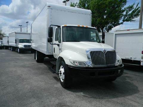 2007 International 4200 for sale at Longwood Truck Center Inc in Sanford FL
