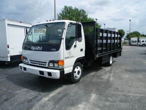 2001 Isuzu NPR for sale at Longwood Truck Center Inc in Sanford FL