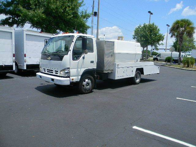 2006 GMC W4500 for sale at Longwood Truck Center Inc in Sanford FL