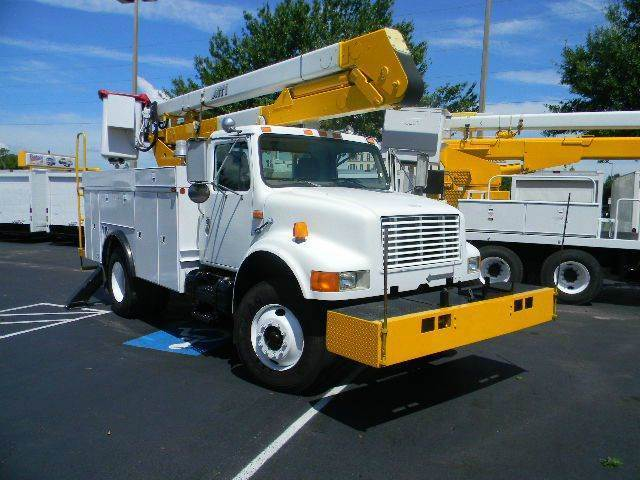 1997 International 4700 for sale at Longwood Truck Center Inc in Sanford FL