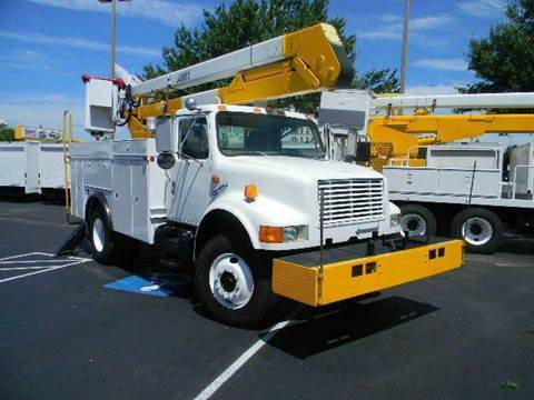 1997 International 4700 for sale at Longwood Truck Center Inc in Sanford FL