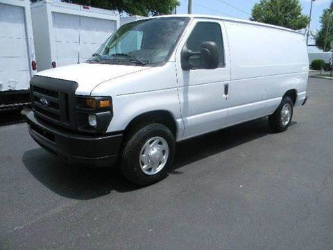 2011 Ford E-Series Cargo for sale at Longwood Truck Center Inc in Sanford FL