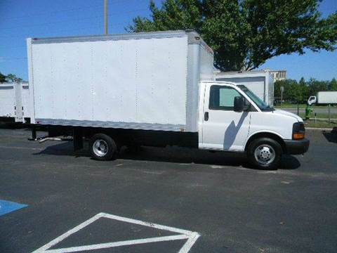 2011 Chevrolet Express Cutaway for sale at Longwood Truck Center Inc in Sanford FL