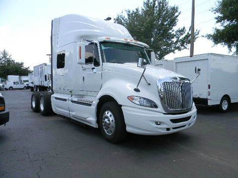 2010 International ProStar for sale at Longwood Truck Center Inc in Sanford FL