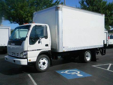 2007 Isuzu NQR for sale at Longwood Truck Center Inc in Sanford FL
