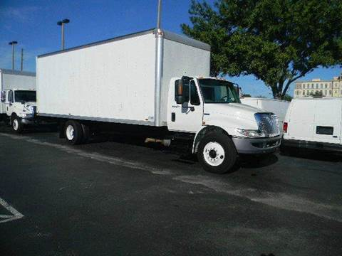 2012 International 4300 for sale at Longwood Truck Center Inc in Sanford FL