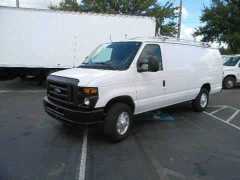 2012 Ford E-Series Cargo for sale at Longwood Truck Center Inc in Sanford FL