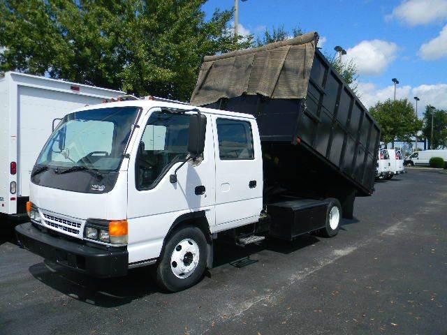 2002 Isuzu NPR for sale at Longwood Truck Center Inc in Sanford FL