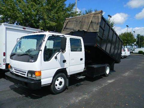2002 Isuzu NPR for sale at Longwood Truck Center Inc in Sanford FL