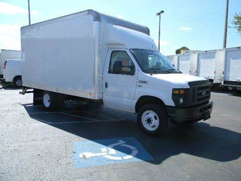 2012 Ford E350 for sale at Longwood Truck Center Inc in Sanford FL