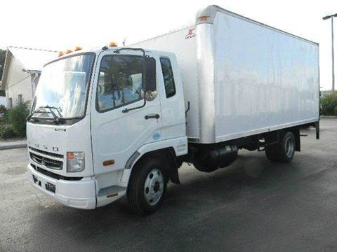 2008 Mitsubishi Fuso for sale at Longwood Truck Center Inc in Sanford FL