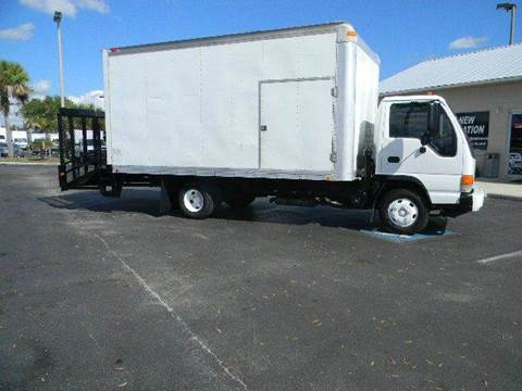 2005 Isuzu NPR for sale at Longwood Truck Center Inc in Sanford FL