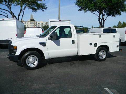 2008 Ford F250 for sale at Longwood Truck Center Inc in Sanford FL