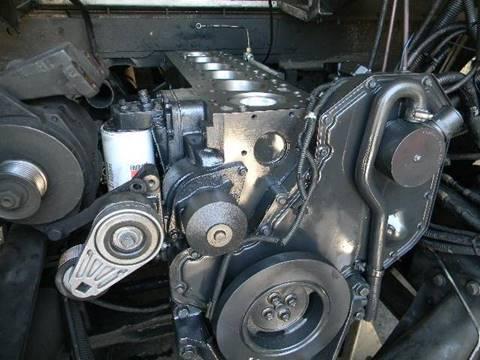 2000 Freightliner MT55 Chassis