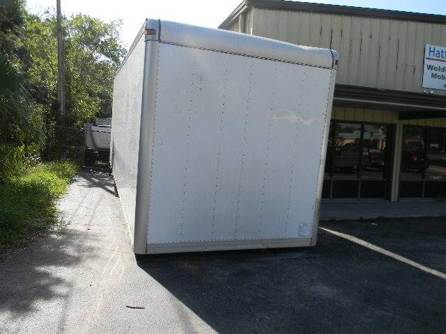 2007 box 24ft.  - Sanford FL
