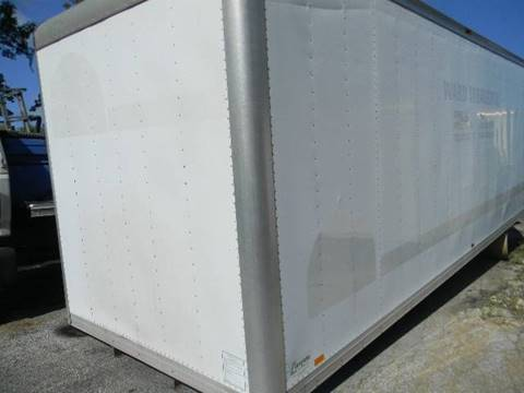 2007 box 24ft. for sale at Longwood Truck Center Inc in Sanford FL