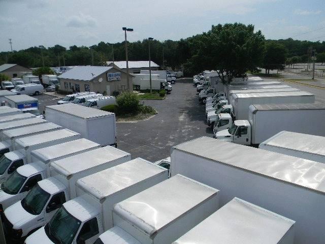 2011 Isuzu NPR  - Sanford FL