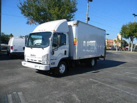 2011 Isuzu NPR for sale in Sanford, FL