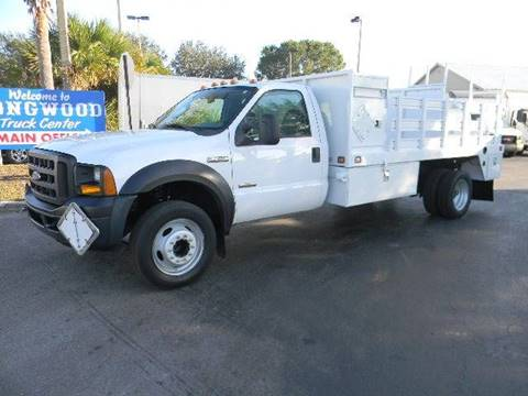2007 Ford E-450 for sale in Sanford, FL