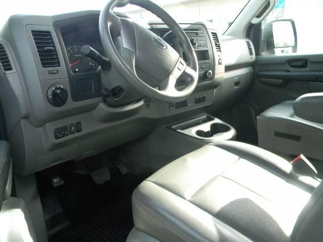 2012 Nissan NV 2500  - Sanford FL