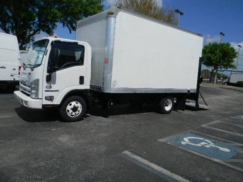 2013 Isuzu NPR HD for sale in Sanford, FL